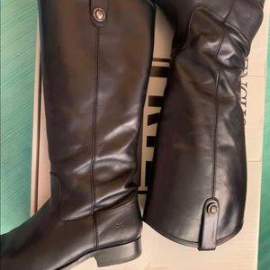 Frye Melissa Button Boots 7.5